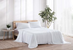 Eucalyptus Sheets With Tencel